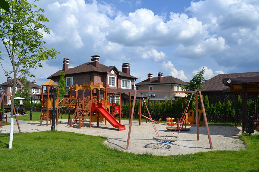 Kid's Playgrounds